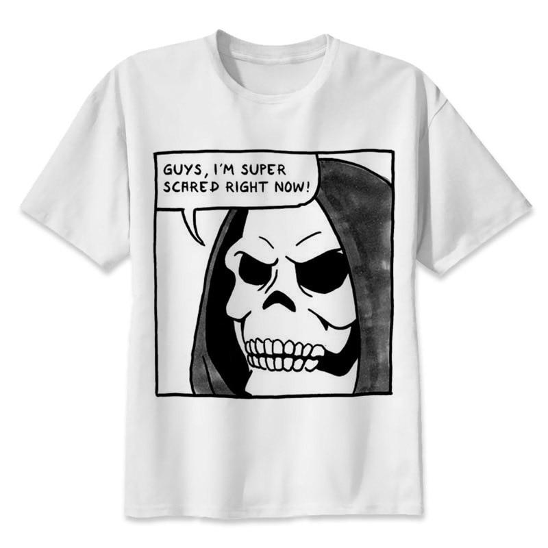 Meme TShirt Men Funny Demons Satanism Satan Evil Death