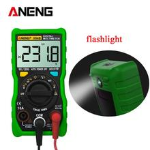 ANENG V04B true rms digital multimeter tester esr meter auto power off peakmeter automatic multimetro