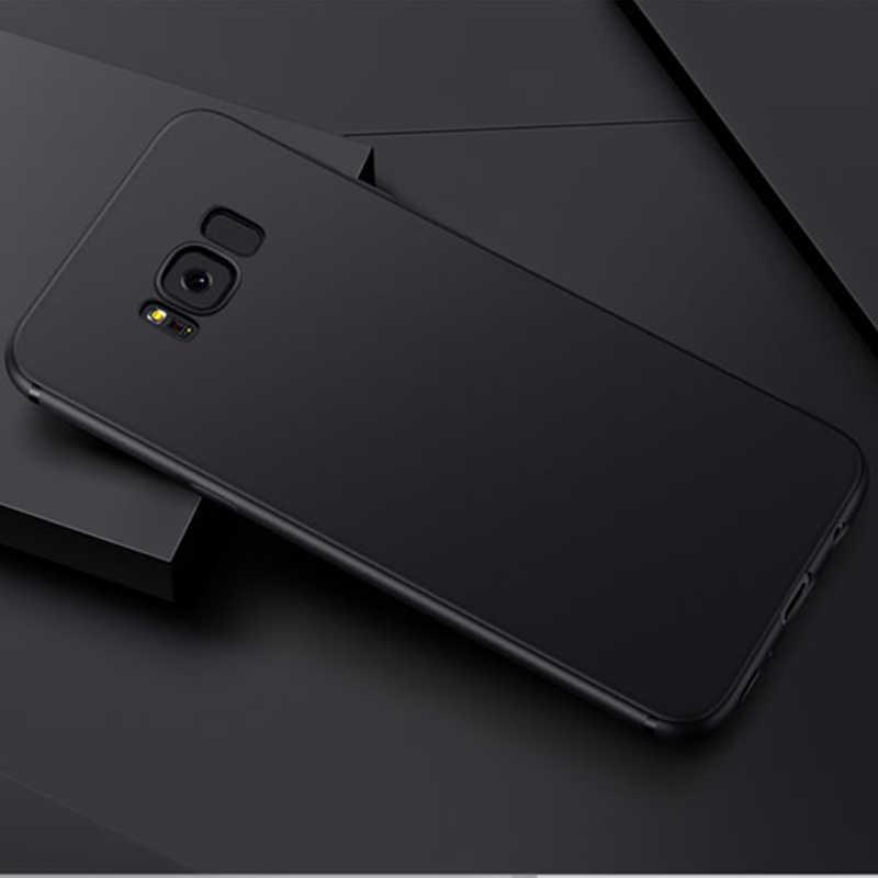 Retribución Overwatch liga de silicona suave negro cubierta de la caja del teléfono para samsung galaxy s7 edge s6 s5 s8 s9 plus TPU carcasa
