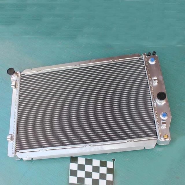 56 MM de ALUMÍNIO DO RADIADOR Para CHEVROLET CORVETTE Z06 C5 350 5.7L V8 A/T 1997-2004