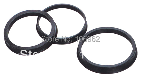 4 Hub Centric Rings 72.6mm to 57.1mmHubcentric Ring 72.6-57.1 Audi VW
