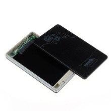 HOT NEW USB 3.0 External 2.5Inch SATA Hard Disk Drive HDD SSD Enclosure Case HIGH QUALITY DEC21
