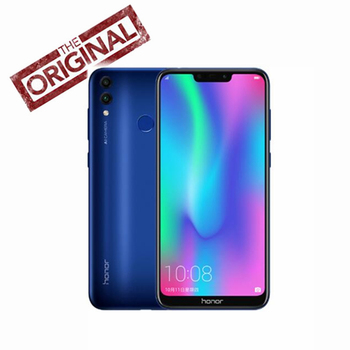 Global Firmware Huawei Honor 8C Smartphone Octa Core 6.26Full Screen Hd+1520X720 Qual-Comm Snapdragon 632 Android 8.14000Mah Asia Pacific Dc/hoodmat.com