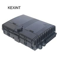 KEXINT 16 core Termination Box FTTH Fiber Optic Distribution Box High Quality Fiber Optic Terminal Box SUITABLE FOR LGX SPLITTER