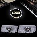 2 ШТ. Новые Стайлинга Автомобилей LED Добро Пожаловать Логотип Дверь Лазерный Стрелять свет лампы Для Lexus LS270 RX450H EX250 GS300 ES300 ES240 RX350