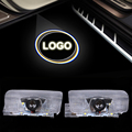 2 PCS Newest Car Styling LED Welcome Logo Door Laser Shoot Light lamp For Lexus LS270 RX450H EX250 GS300 ES300 ES240 RX350