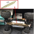 Metal Chassis Guard Board For 1/10 VKAR BISON Bison Monster Truck RC CAR Upgrade Part NEW