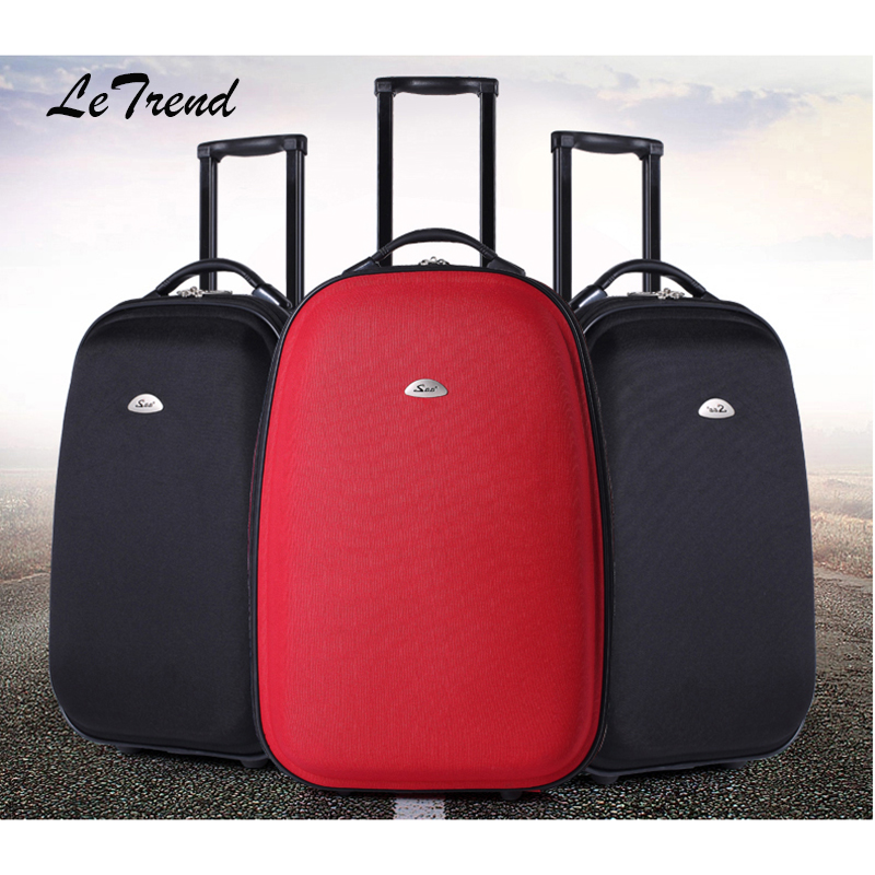Fashion Spinner Rolling Luggage 20 inch Travel Bag Carry On Women password Trunk Men Suitcases Wheel Trolley