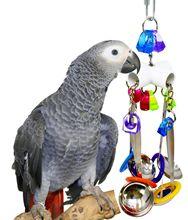 Spoon Bird Toy