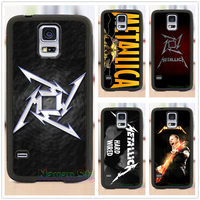 Metallica American Heavy Metal Band Phone Case Cover For Samsung Galaxy S3 S4 S5 Note 3