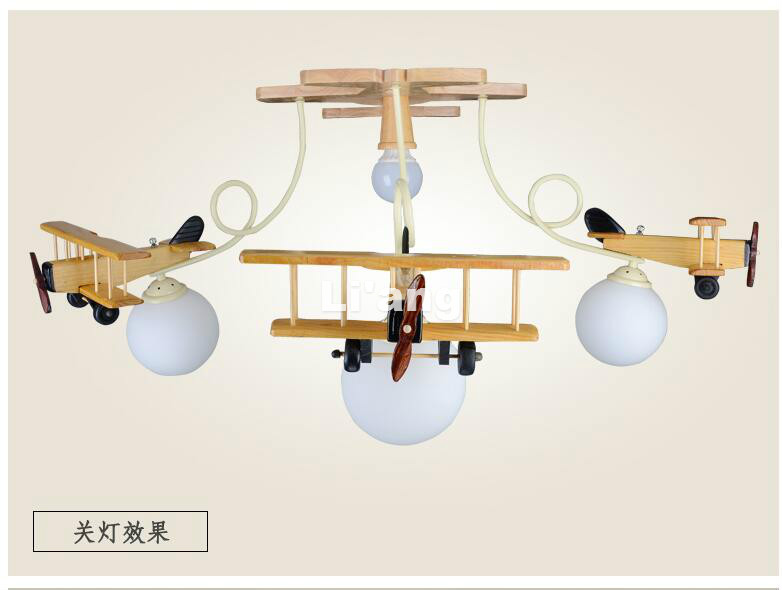 Plafoniere Camera Bambini : Bambini liberi di trasporto plafoniere camera da letto in legno