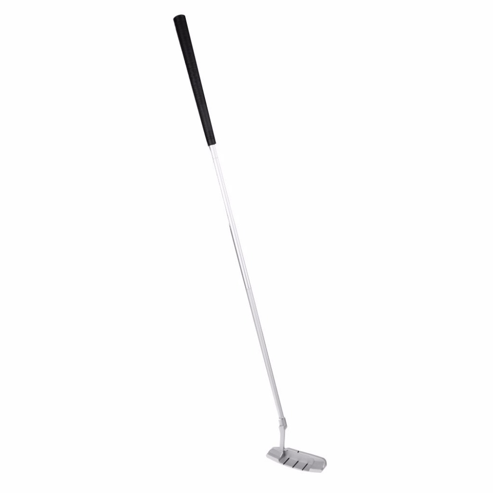 Image 2 - Caiton Portable golf putter clubs Aluminum alloy Removable Putting practice Indoor Golf Putter Trainer-in Golf Clubs from Sports & Entertainment
