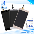 For Xiaomi Redmi 3 LCD display screen with touch digitizer assembly replacement part for Xiaomi Hongmi 3 with tool free shipping