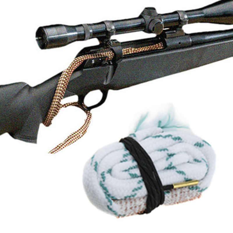 12GA diámetro de serpiente arma Rifle limpiador de pistola calibre aspirador de barril (24035) (G01)