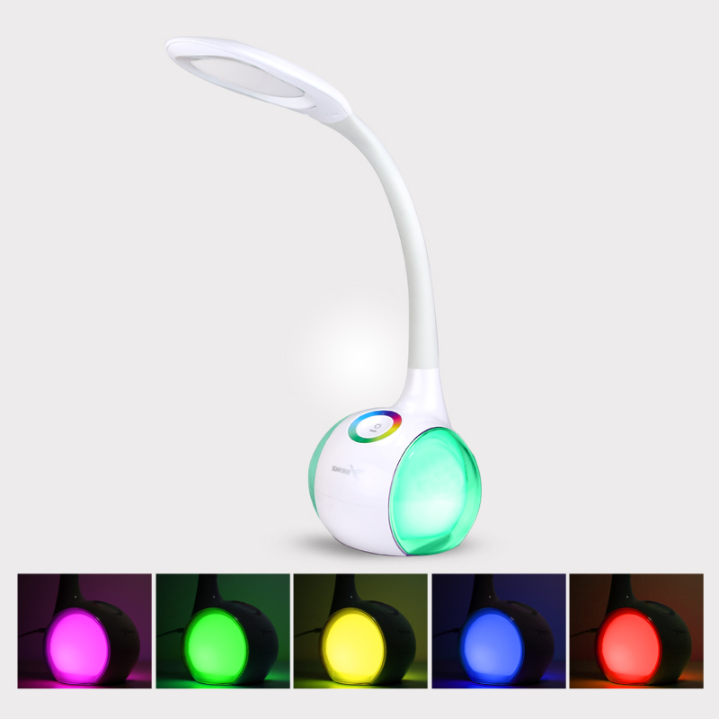 2017 Desk Luminaria De Mesa Selling Led Touch Table Lamp Eye With Dimmer Reading Adjustable Night Light For Kids crystal table lamps for bedroom desk light crystal touch sensor led table lamp shade lamparas de mesa