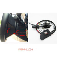 Cruise Control switch 45186 12030 For COROLLA ZRE18* 2014 and RAV4 ASA44,ZSA4* 2014 2015