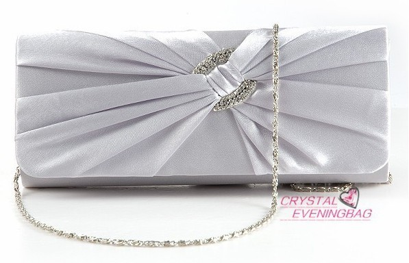 Fashion Evening Bags Handbag For Elegant Women Lady New Style Satin Crystal Clutch Bolsa Feminina Wedding Party Bridal Handbags