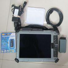 VAS 5054A ODIS V3 3 Bluetooth with O KI chip VAS5054a softwares installed in tablet ix104