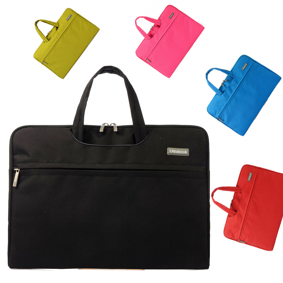 FOPATI Waterproof Laptop Bag Case for MacBook Pro 13 15 Air Bag for Xiaomi Notebook Air 13 Shockproof Nylon Laptop Sleeve 15.6