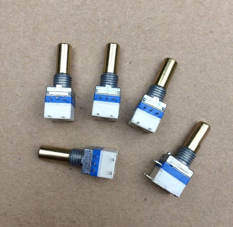 OPPXUN 5 Pcs puissance bouton volume interrupteur remplacement pour Baofeng UV5R UV-5R UV-5RA UV-5RC UV-5RE Série