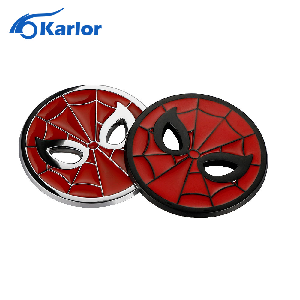 online buy wholesale spiderman car decals from china. Black Bedroom Furniture Sets. Home Design Ideas