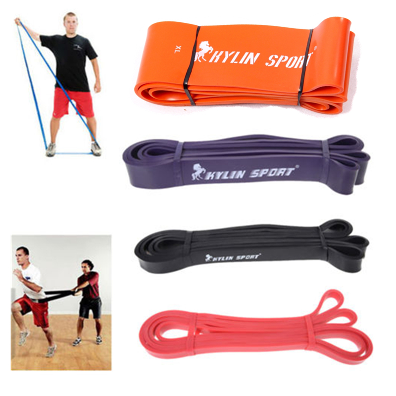 set 0f 4 new fitness equipment crossfit loop pull up physic resistance bands gym training for wholesale and free shipping russia culinary guidebook