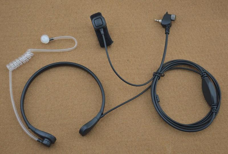 10PCS Finger Ring for earpiece with finger PTT  button