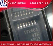 TY2464 TLV2464 TLV2464CPWR TSSOP14 TLV2464IPWR جديد الأصلي TV2464 TSSOP 14 5 قطعة/الوحدة TLV2464CPWRG4 TLV2464IPWRG4