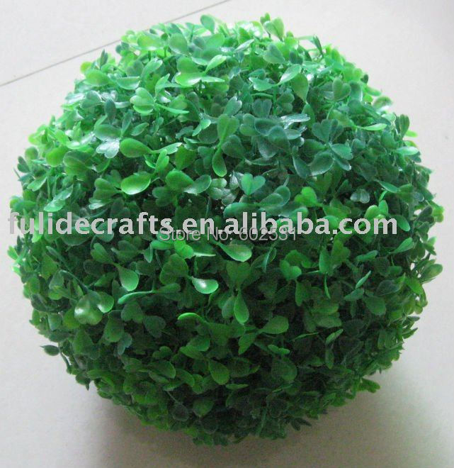 25cm Milan grass ball for home or outdoor decoration WEDDING flower kissing ball,,more size