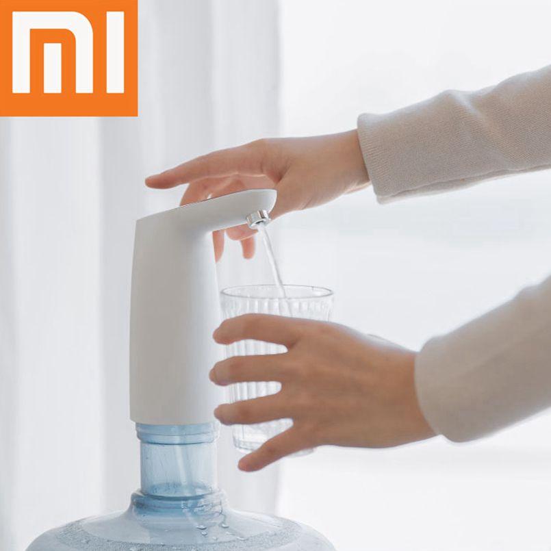 Xiao mi mi jia เครื่องสูบน้ำไฟฟ้า Xiao mi 3 ชีวิตอัตโนมัติปั๊มน้ำ Xioa mi น้ำปั๊ม mi ni Xio mi Xia mi Xao mi-ใน รีโมทคอนโทรลอัจฉริยะ จาก อุปกรณ์อิเล็กทรอนิกส์ บน title=