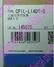 New original CP1L-L14DT-D PLC Programming Controller Module Relay output