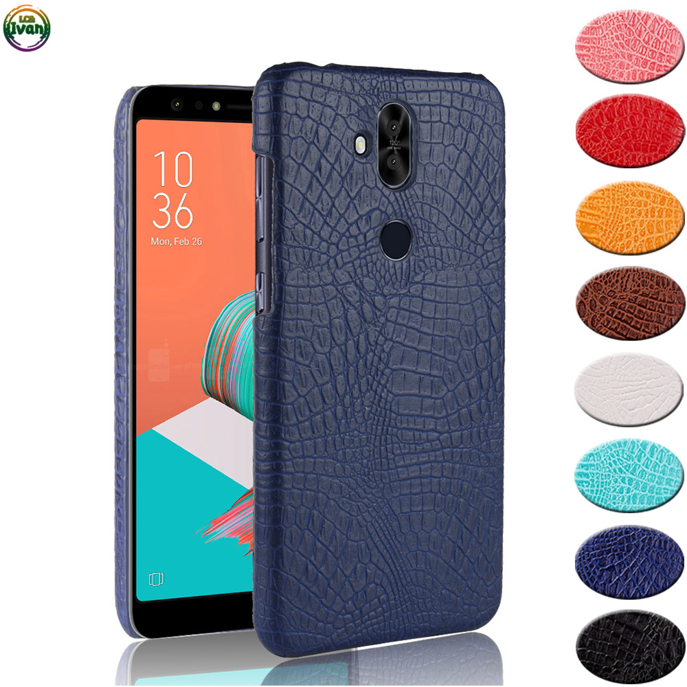 Case For Asus Zenfone 5 Lite 6.0 inch ZC600KL Fitted Case Phone Leather Cover For Zenfone 5Q <font><b>ZC</b></font> 600KL <font><b>ZC</b></font> <font><b>520</b></font> <font><b>KL</b></font> Damping Coque image