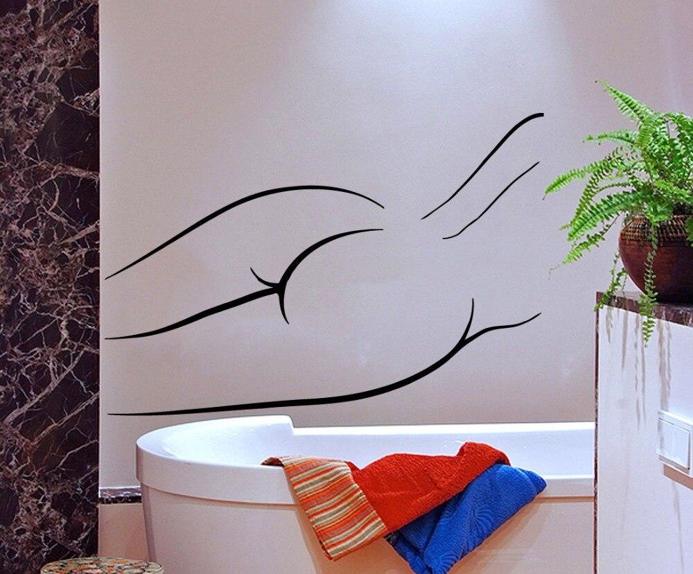 Wandaufkleber GroßZüGig Wohnkultur Wc Aufkleber Tier Vinyl Decals Wand Aufkleber 3d Katzen Poster Hause Dekoration Haus & Garten