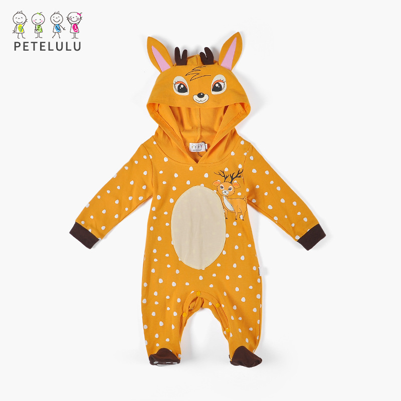2018 New Arrived Cartoon Baby Rompers For New Born Baby Clothes Costume Infant Clothing Boy Girl Jumpsuit Baby Ropa Bebe