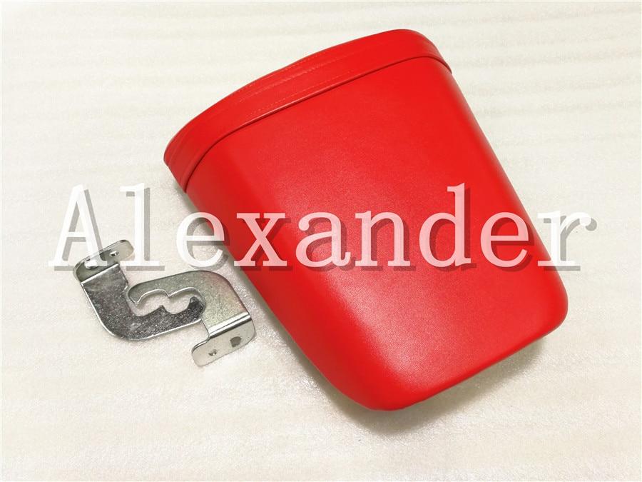 Red Rear Seat Cover Cowl Solo Seat Cowl Rear For Honda CBR 600 F4I CBR600 F4i 2001 2002 2003 2004 2005 2006 2007 CBR600F4I