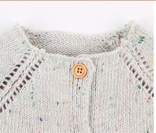 Baby Girl Sweater Coat Ruffle Cardigan Clothes