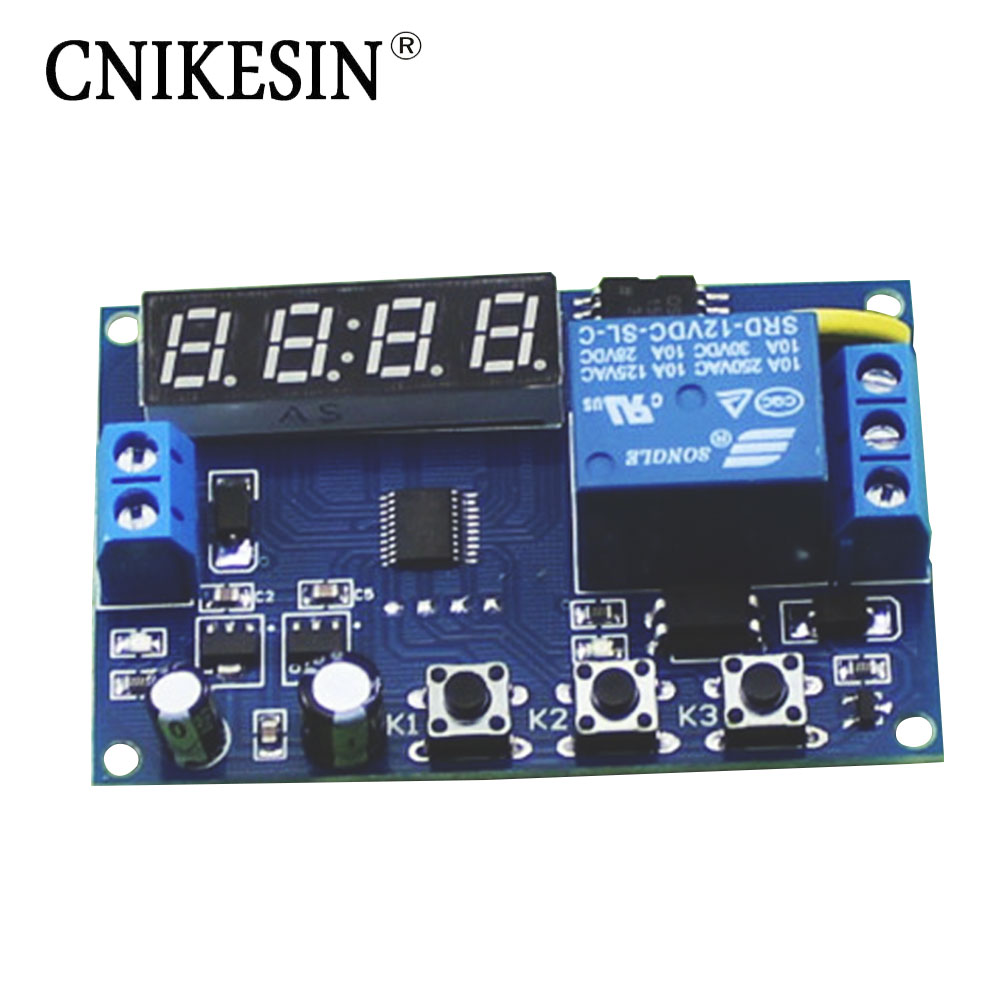 Circuit Was An Electrified Time Delay Control Circuit The Delayed Time