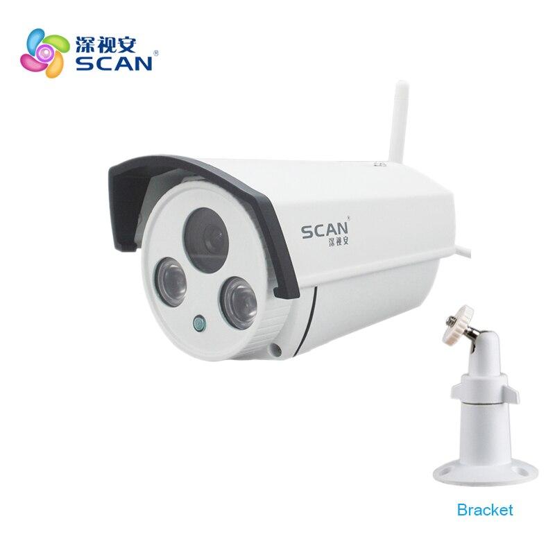 Caméra Hd Wifi Ip 2.0mp sans fil Onvif étanche extérieur maison Cmos Cctv Surveillance mouvement détecter Webcam livraison gratuite à chaud