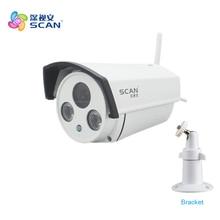 Hd Wifi Ip Kamera 2.0mp Kablosuz Onvif Su Geçirmez Açık Ev Cmos Cctv Gözetim Hareket Algılama Kamerası Freeshipping Sıcak