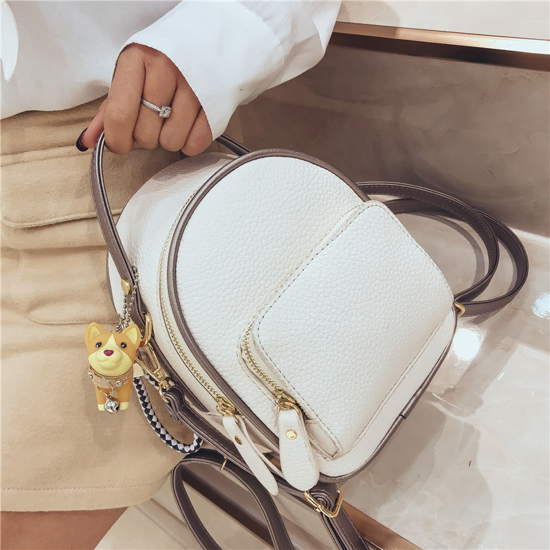 Yuhua, 2020 New Women Small Backpacks, Fashion Casual Backpacks, Trend Shoulders Bag, Korean Version Woman Shoulder Bag.