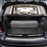 Foldable Automobiles Trunk Storage Bag Universal Auto Accessories Stowing Tidying Portable Car Styling Car Back Seat