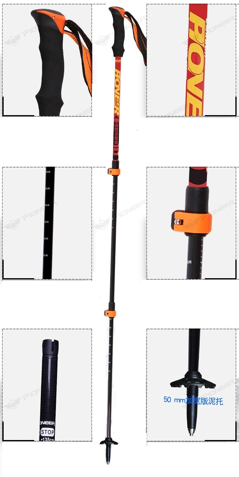 62 cm-135 cm Ajustável Forte & Leve