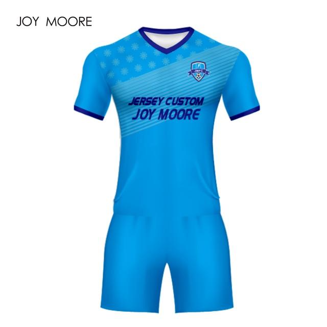 football club team joy moore men s football shirt customize soccer jersey  adult sportwear 31531eab1