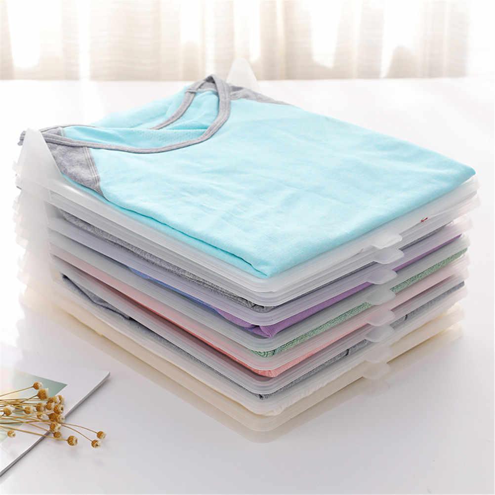 1 ud. 29*34*5cm ropa de tamaño adulto tabla plegable ahorre tiempo magia multifuncional velocidad rápida camiseta ropa fácil organizador plegable