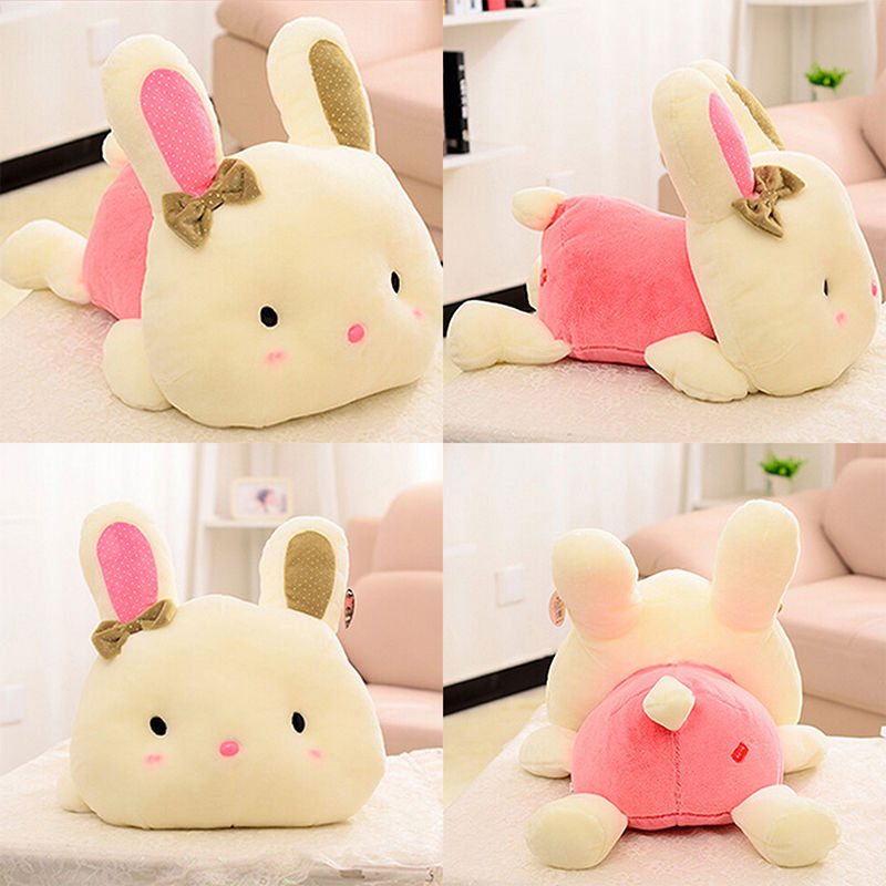 Rabbits With Long Ears Appease Lovey Bunny Doll Rabbit -9917