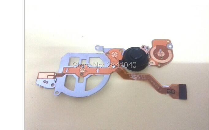 Repair Parts For Canon FOR EOS 5D Mark III Rear Cover Joystick Multi Controller Button Replacement Flex Cable