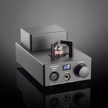 Xduoo TA-10 AK4490 XMOS USB DSD DAC 12AU7 Tube Headphone Amplifier AUX Input USB Coaxial Digital Interface стоимость