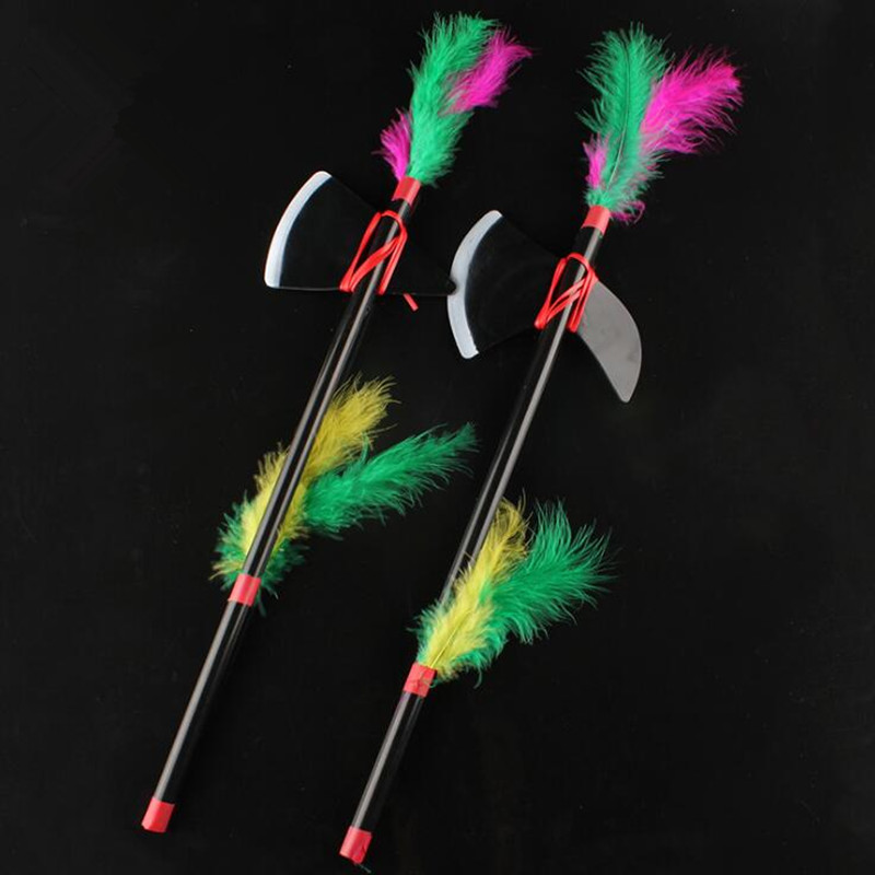 Indian Up Props Indian Hat Bone Weapons Props Children Adults Masquerade Party Decor Halloween Costume Christmas Navidad Novelty & Special Use Costumes & Accessories