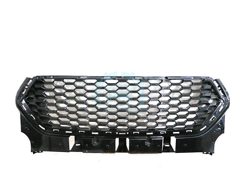 1pcs vehicle retrofit honeycomb front grille grill fit for. Black Bedroom Furniture Sets. Home Design Ideas