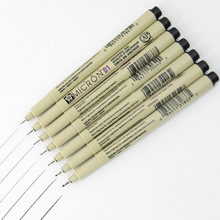 1 PCS New High Quality Art Markers Portable Drawing Ultra Fine Line Pen Good Chemical Resistant Pens Painting New Needle Pen